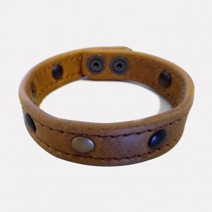 Bracelet en cuir Homme |...